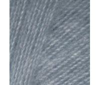 Alize Angora real 40  Средне серый