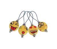 """11251 Knit Pro Маркер для вязания """"Smileys"""" /Смайлики/, пластик, 12шт  в упаковке"""