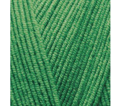 Alize Cotton gold Зеленая трава , 126