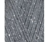 Alize Angora Gold SIMLI Угольно серый