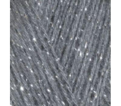 Alize Angora Gold SIMLI Угольно серый, 87