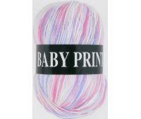Vita Baby print Розово-сиреневый