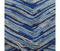 Пряжа Schachenmayr Regia Cotton Color /Коттон Колор/ (72% хлопок, 18% полиамид, 10% полиэстер), 100г/420м (02411, New!) 9801621
