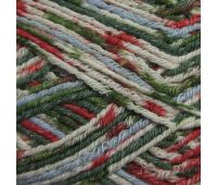 Пряжа Schachenmayr Regia Cotton Color /Коттон Колор/ (72% хлопок, 18% полиамид, 10% полиэстер), 100г/420м (02413, New!) 9801621