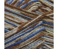 Пряжа Schachenmayr Regia Cotton Color /Коттон Колор/ (72% хлопок, 18% полиамид, 10% полиэстер), 100г/420м (02414, New!) 9801621