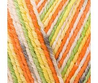 Пряжа Schachenmayr Regia Cotton Color /Коттон Колор/ (72% хлопок, 18% полиамид, 10% полиэстер), 100г/420м (02417, Tutti Frtti!) 9801621