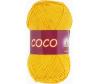 Vita cotton Coco Желтый
