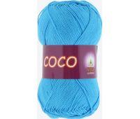 Vita cotton Coco Голубая бирюза