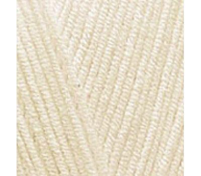 Alize Cotton gold HOBBY Кремовый, 01