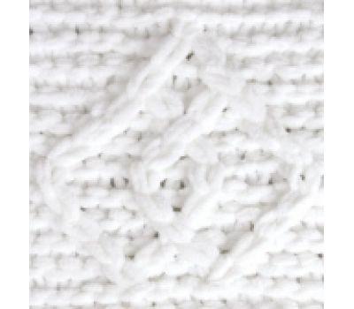 Alize Puffy FINE Белый, 55