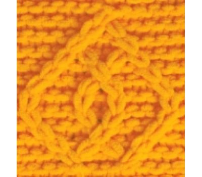 Alize Puffy FINE Темно желтый, 82