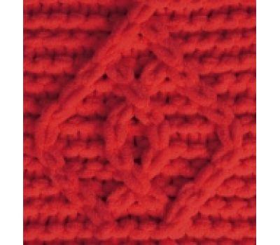 Alize Puffy FINE Красный, 56
