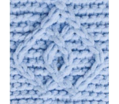 Alize Puffy FINE Детский голубой, 218