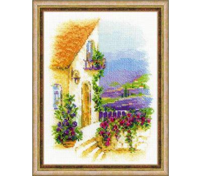 """1689 Набор для вышивания """"Риолис"""" Прованская улочка 18х24 см, 1689"""