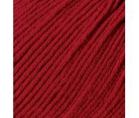 Alize Baby wool Темно красный
