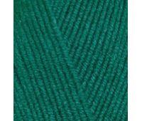 Alize Lanagold FINE Античный зеленый