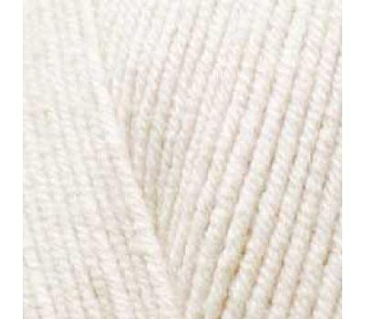 Alize Cotton gold Св молочный, 62