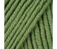 YarnArt Merino De Luxe 50 Зеленый