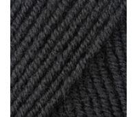 YarnArt Merino De Luxe 50 Черный