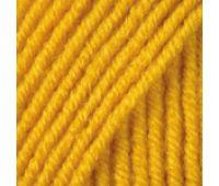 YarnArt Merino De Luxe 50 Желтый