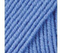 YarnArt Merino De Luxe 50 голубой